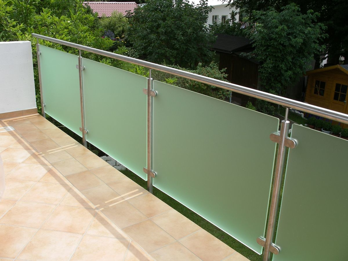 ps29651670 easy installation glass design balcony railing balustrade 6mm 12 76mm glass thickness