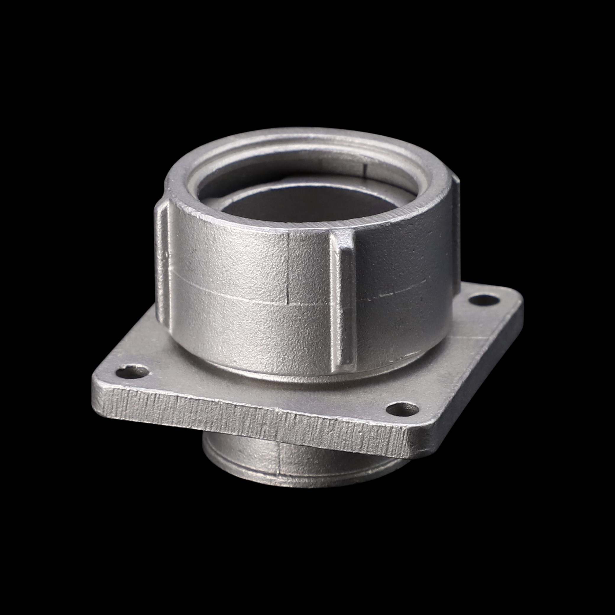 SS316 Turning Automotive CNC Machining Parts Sandblasted